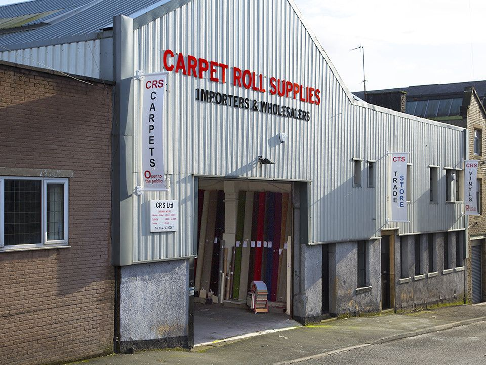 Carpet Roll Supplies, Preston Street