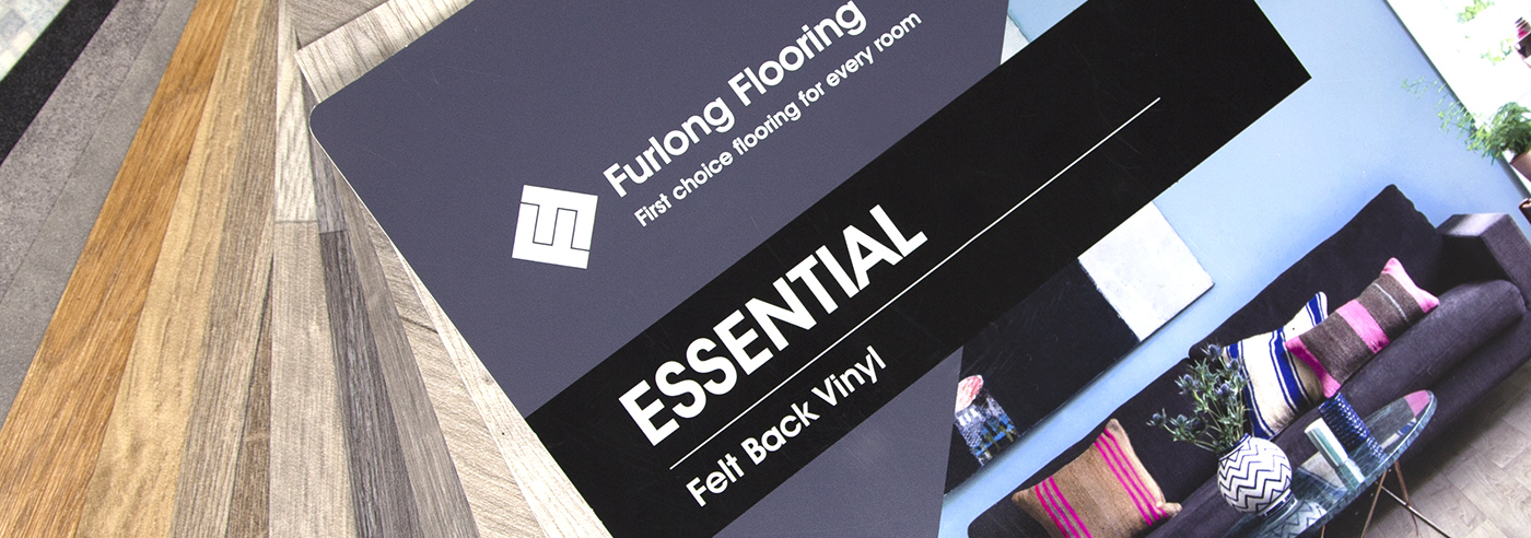 Essential Felt Back Vinyl from Carpet Roll Supplies Bradford