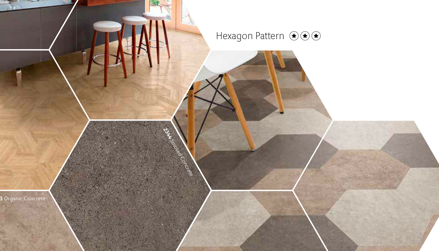 Creative Edge with LVT